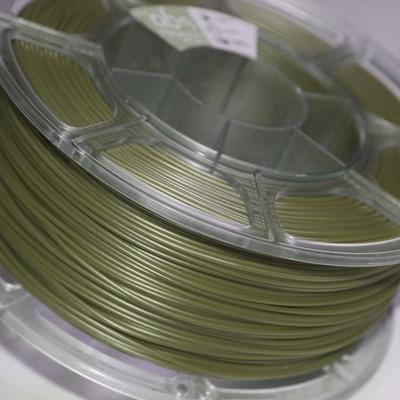 Pet-g хаки металлик цвет 1.75мм