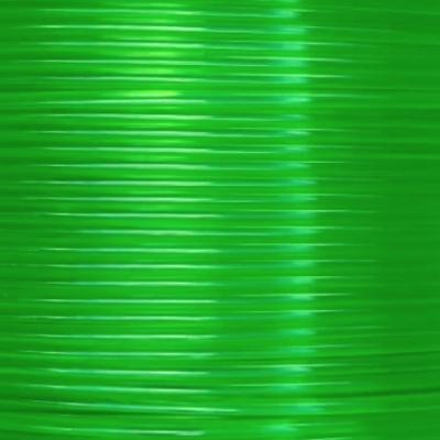 Pet-g лайм цвет прозрачный 1.75мм ПРОБНАЯ ПАРТИЯ