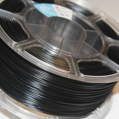 Pet-g черный цвет 1.75мм