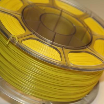 Pet-g желтый цвет 1.75мм